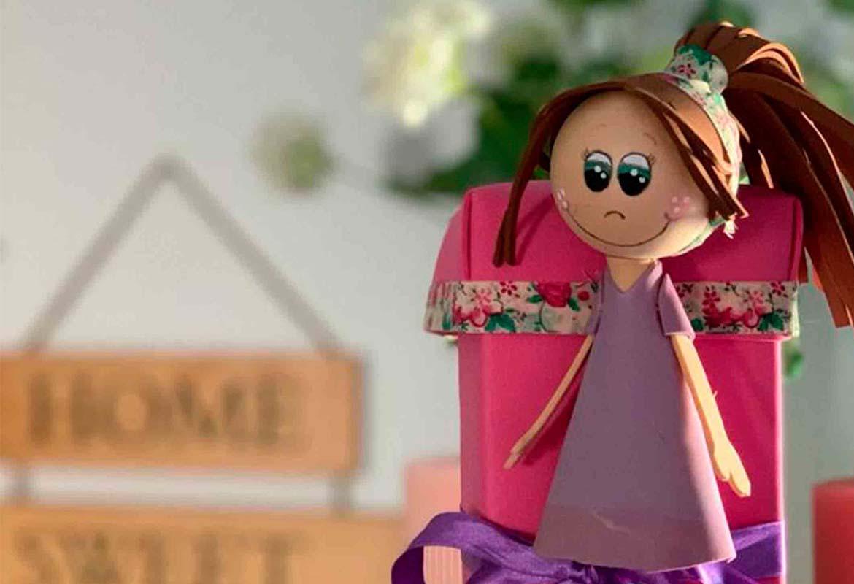muñecos personalizados 3d