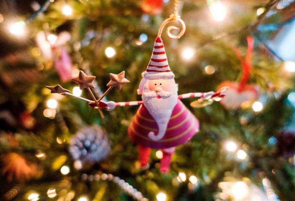 muñecos de navidad papa noel
