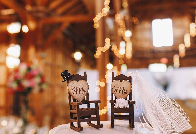 muñecos de boda originales