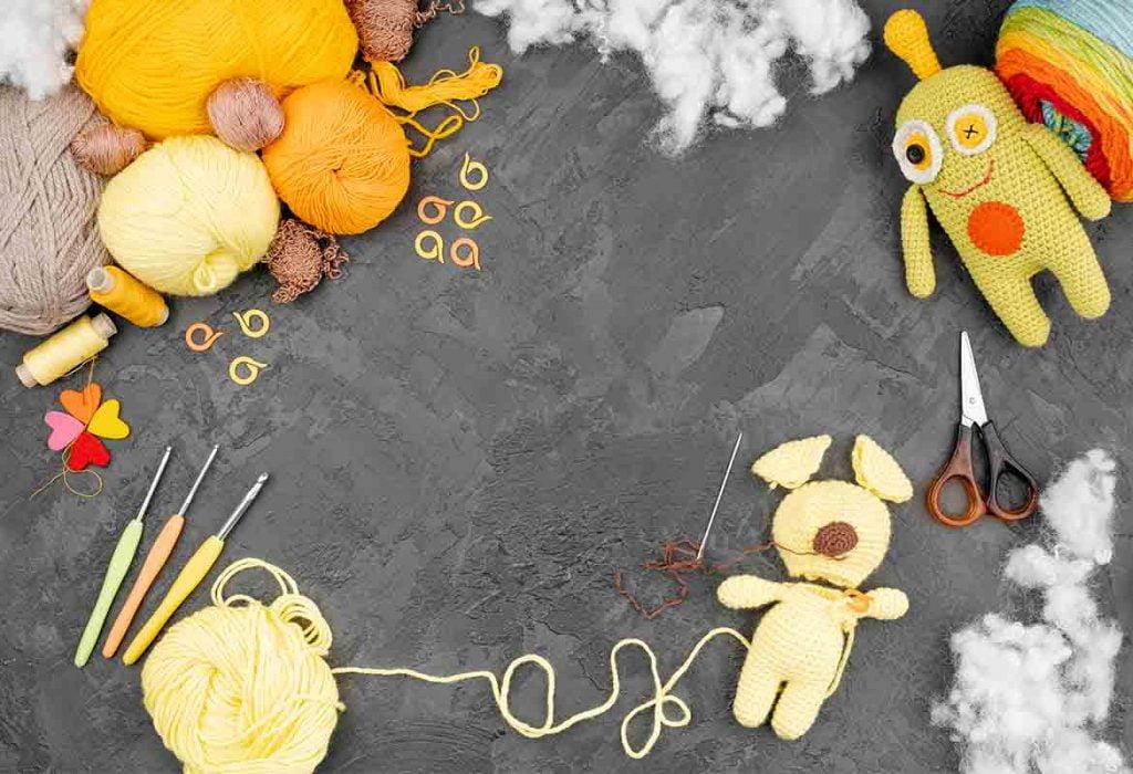 muñecos de crochet en español