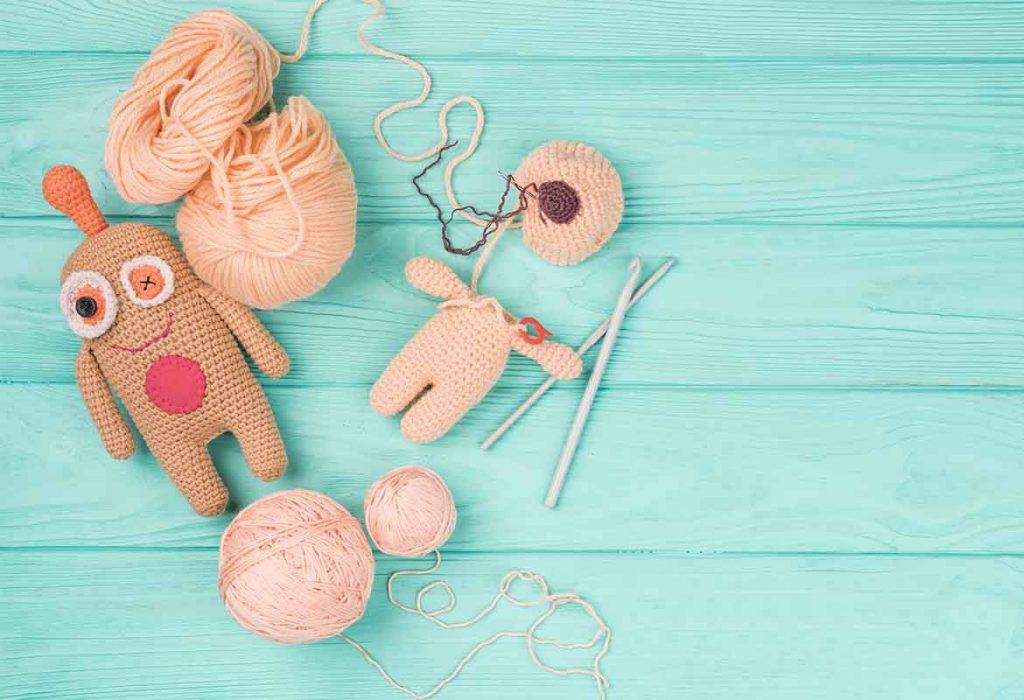 como hacer muñecos de crochet