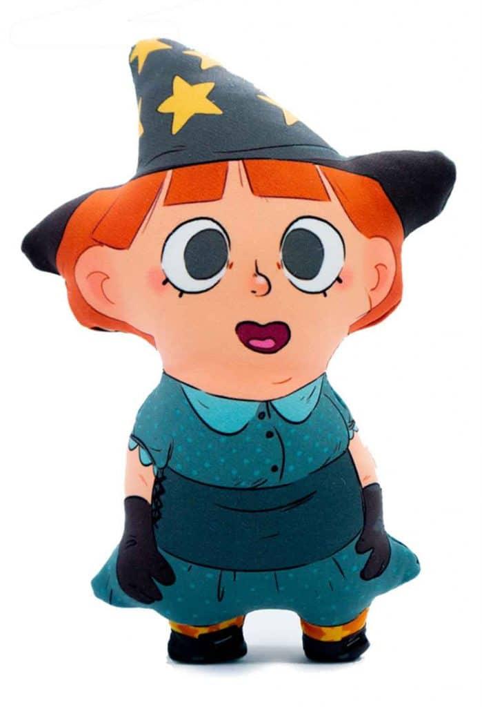 muñecos personalizados bruja wandy