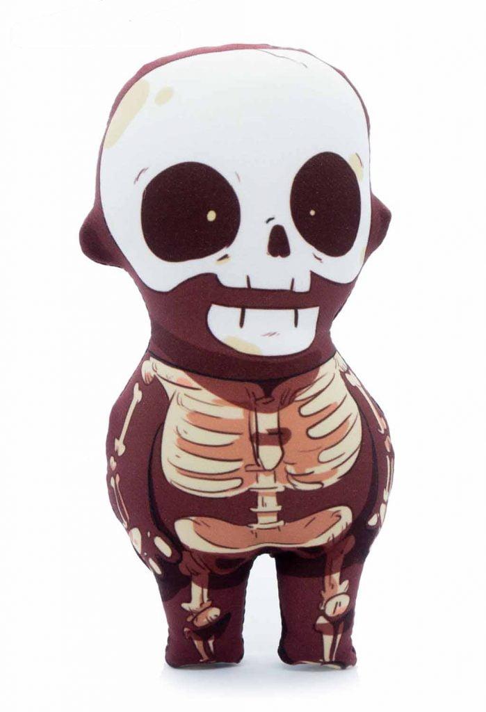 muñecos personalizados calavera
