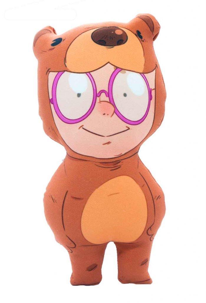 muñecos personalizados oso