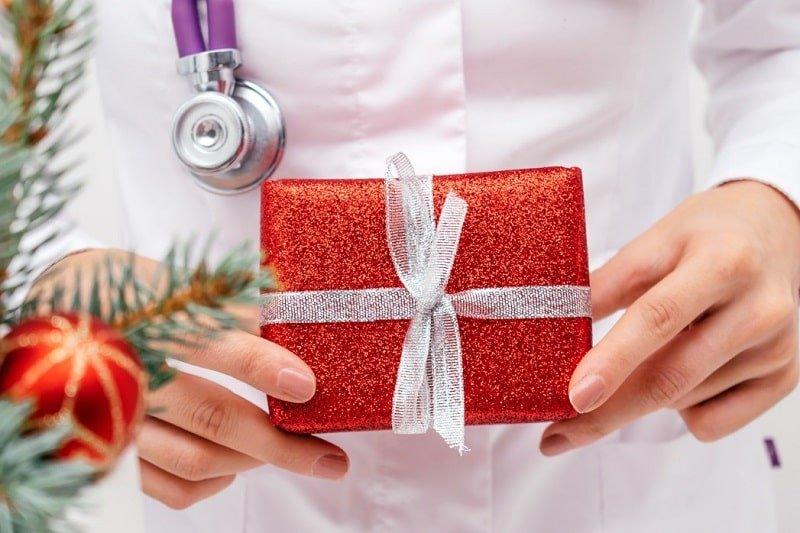 que regalar a un medico